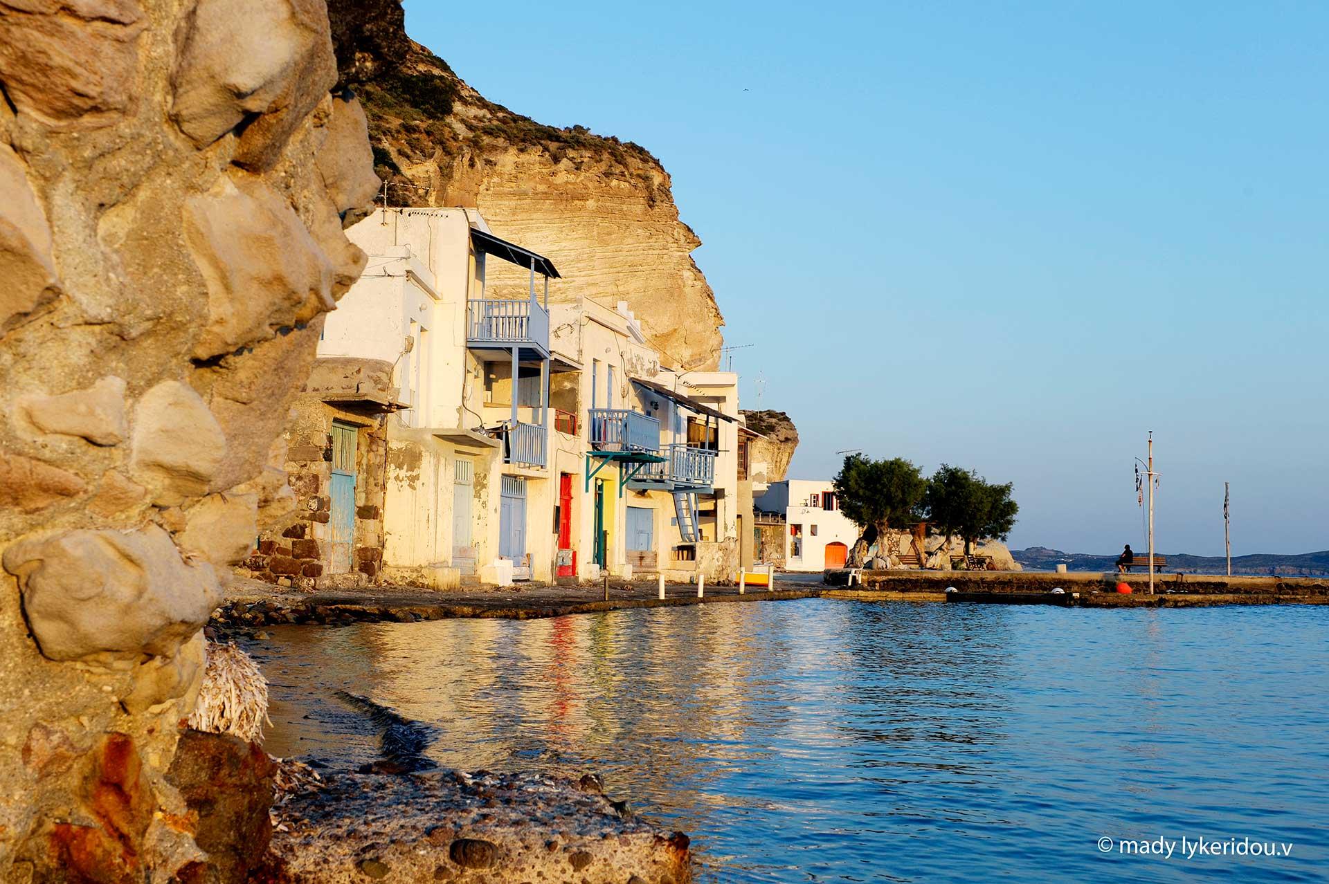 Milos Apartments & Studios Giourgas