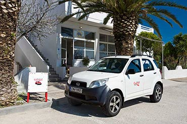 Milos Car Rental